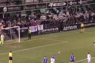 castellon hercules penalti marzo 2019