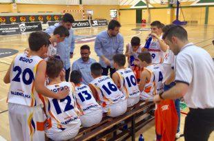 foto valenciana baleares mini basket