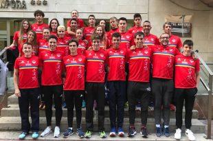 Los triatletas valencianos en la Copa de Europa