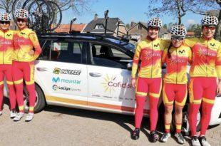 selección española júnior EPZ Omloop Van Borsele 2019
