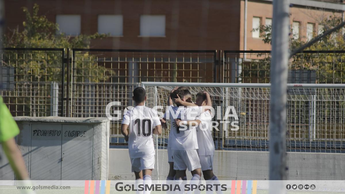 valencia san marcelino cadete autonomico noviembre 2018