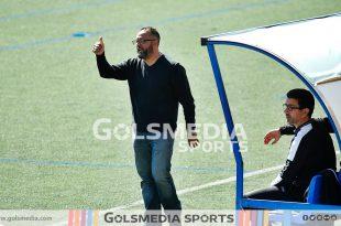 Alfonso Langa entrenador Recambios Colón