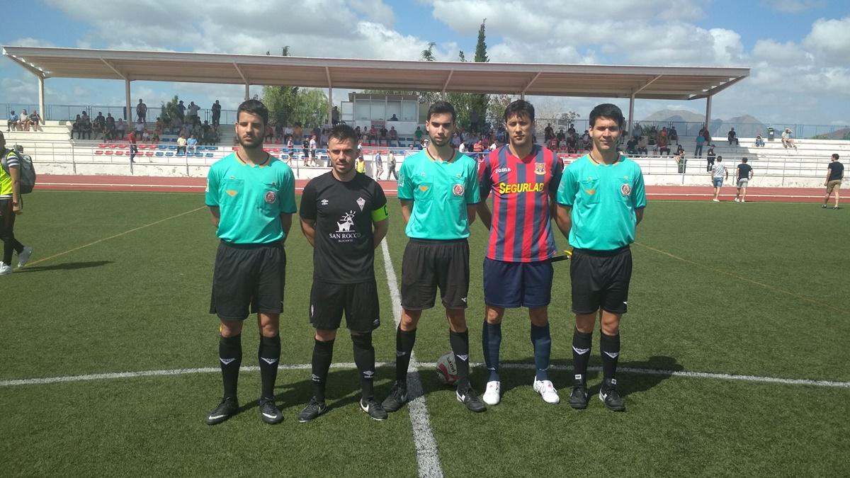 Almoradí-Independiente Alicante preferente