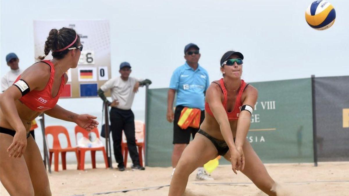 Belén Carro y Paula Soria cuartos final World Tour Kuala Lumpur
