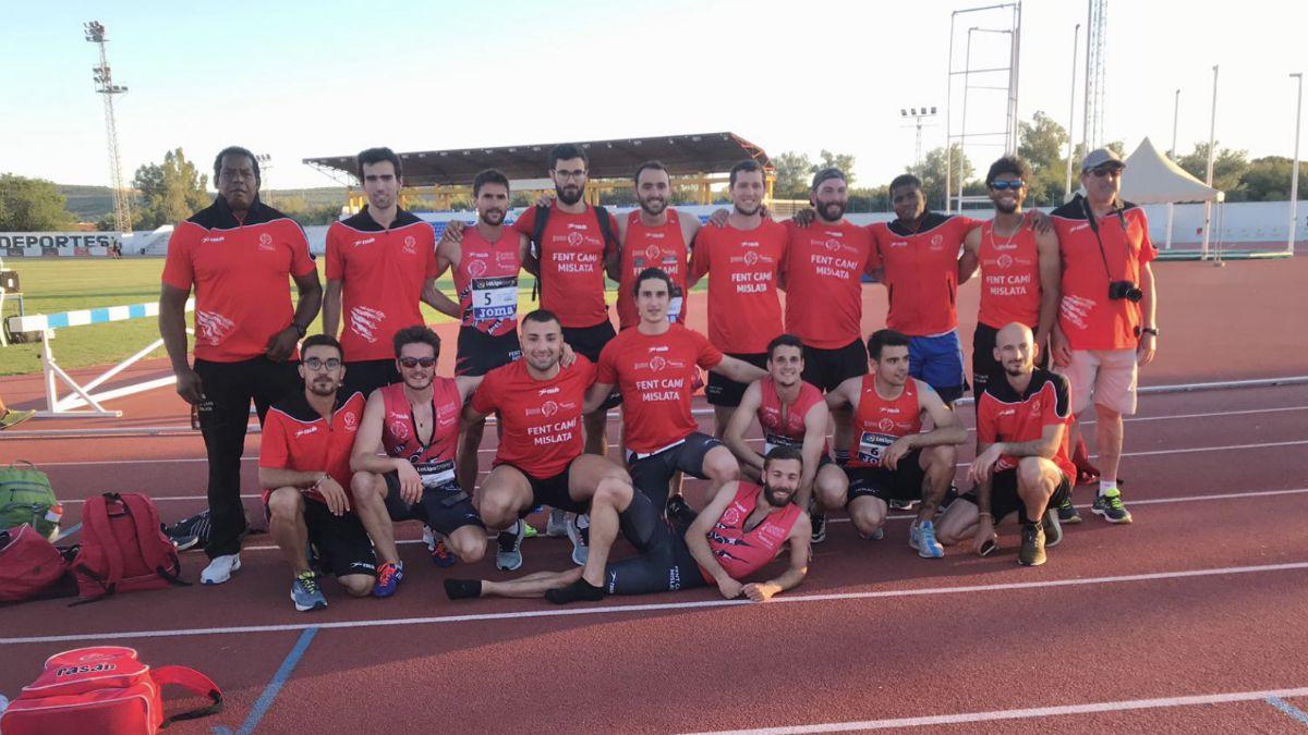 CA Fent Camí Mislata primera jornada Liga 2019