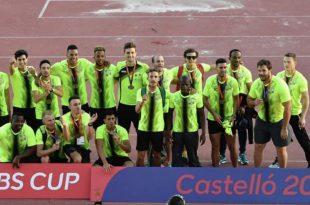 CA Playas Castellón Copa Europa 2019