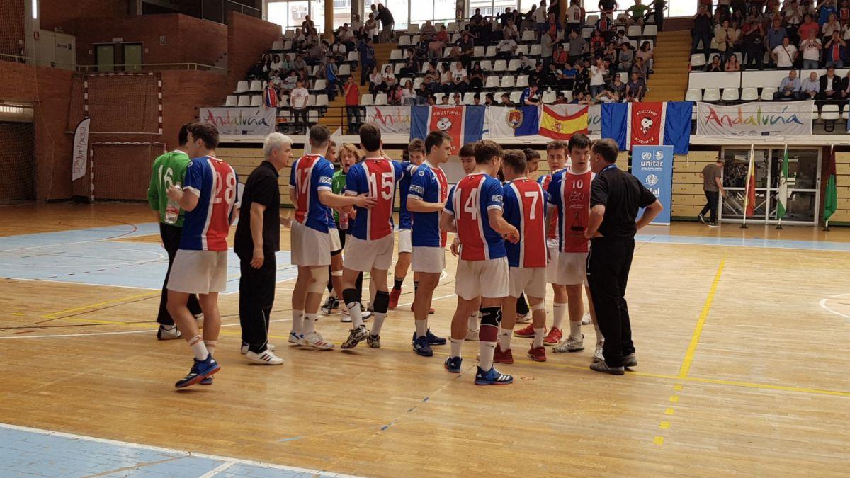 CD Agustinos campeón españa juvenil masculino