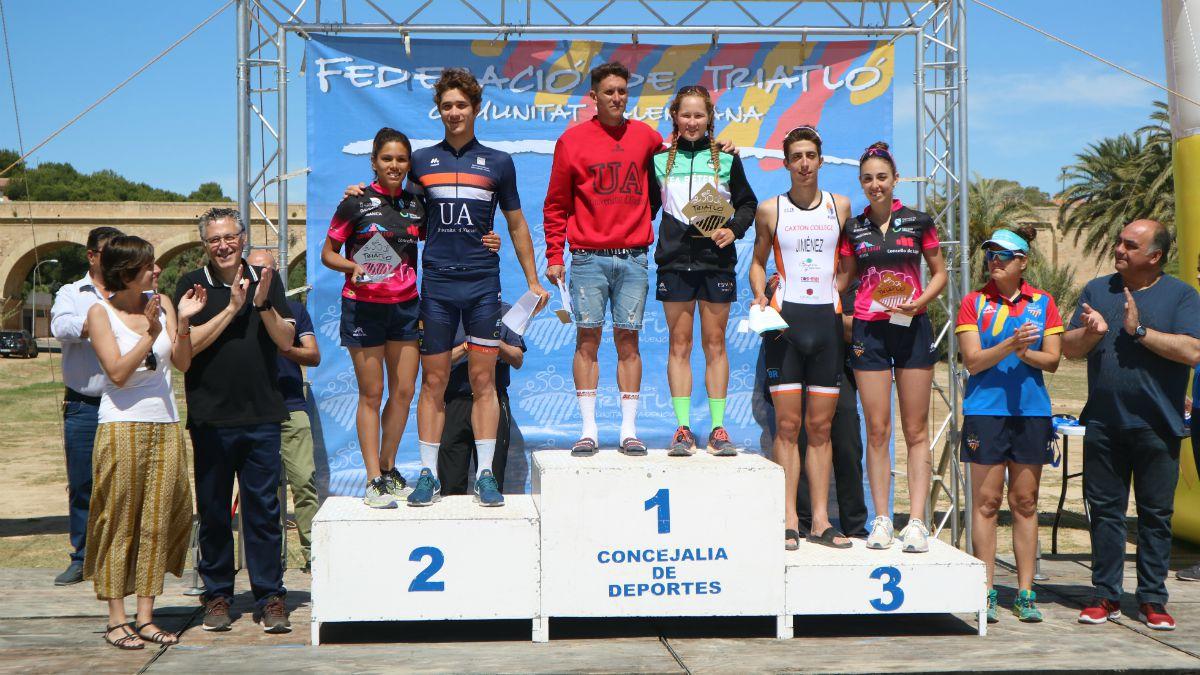 Campeonato Autonómico Triatlón Sprint 2019