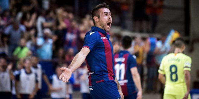 Cecilio Morales play off LNFS 2019