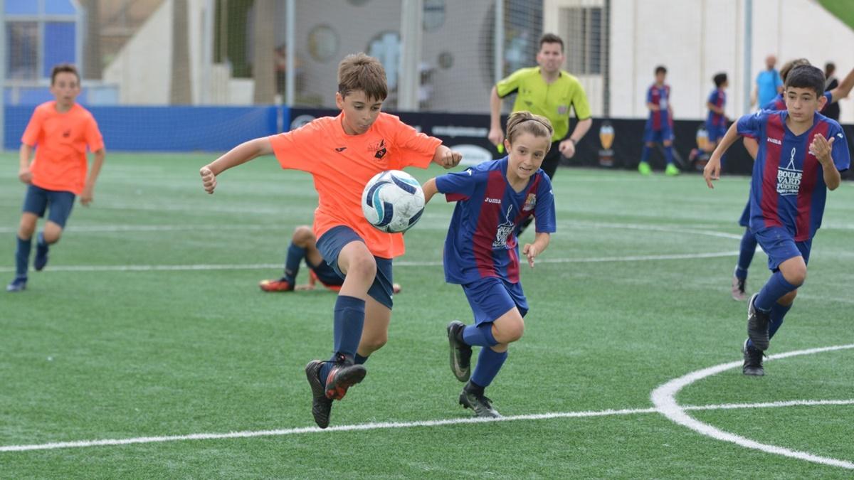 Copa de Campeones Fútbol 8 Alicante