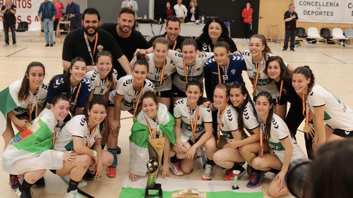 Elche Grupo ASSA Nacional Juvenil 2019