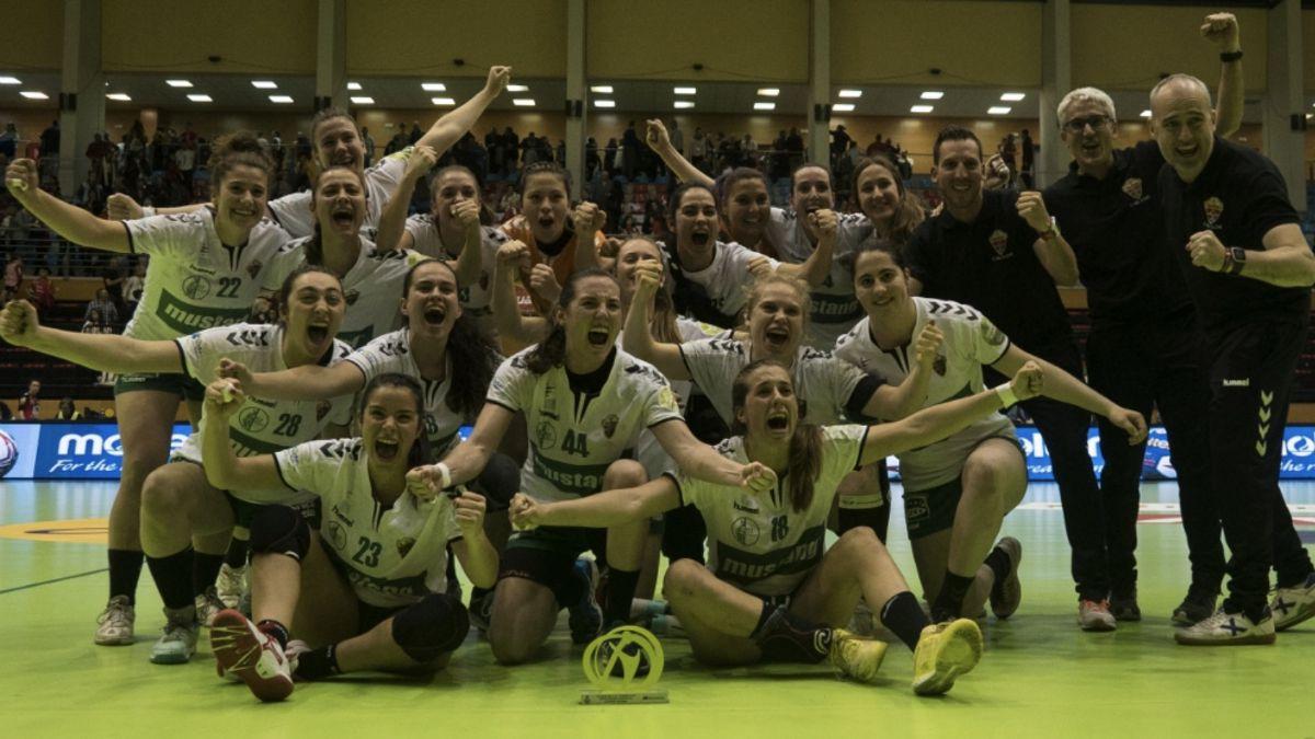 Elche Mustang - Zuazo Copa Reina 2019