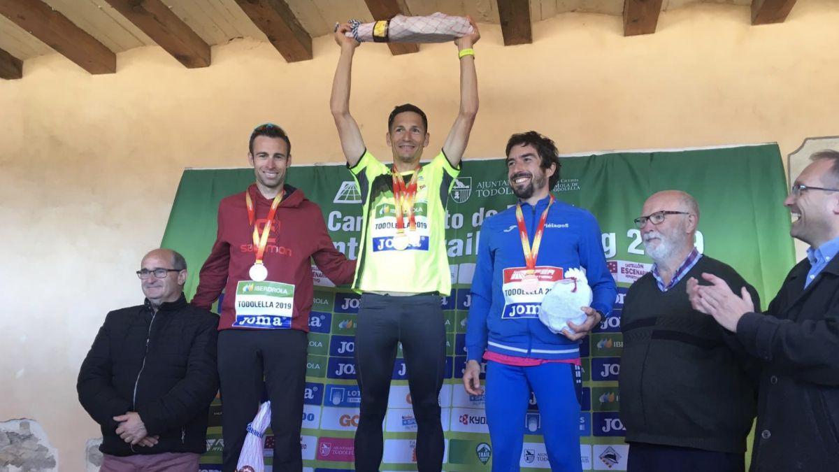Enrique Meneses campeón España Todolella