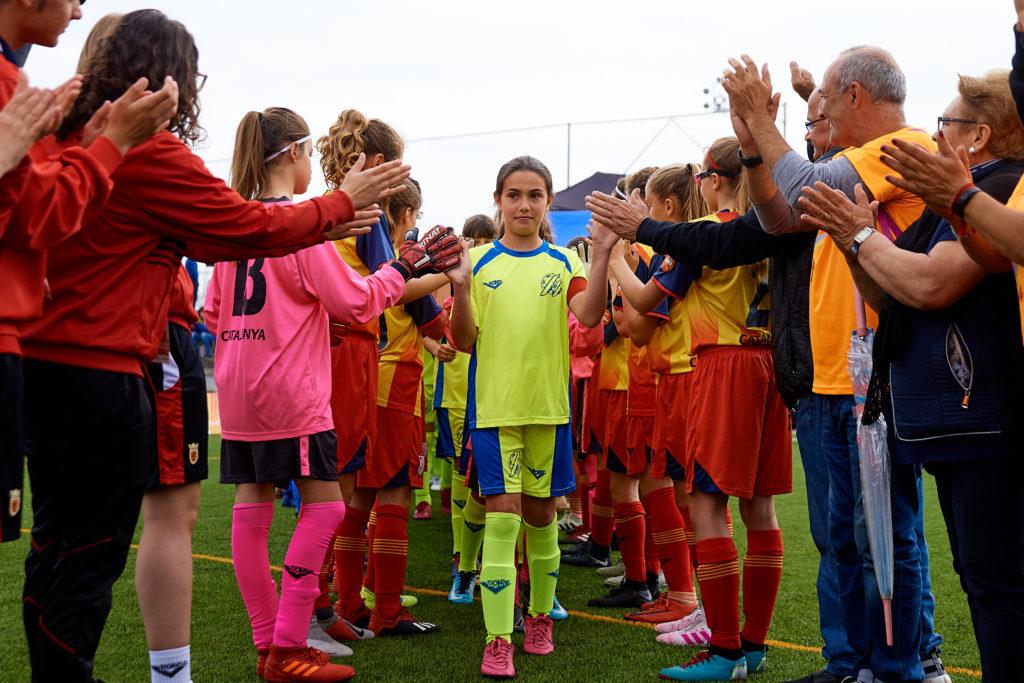 Campeonato de España Sub-12 Mislata.