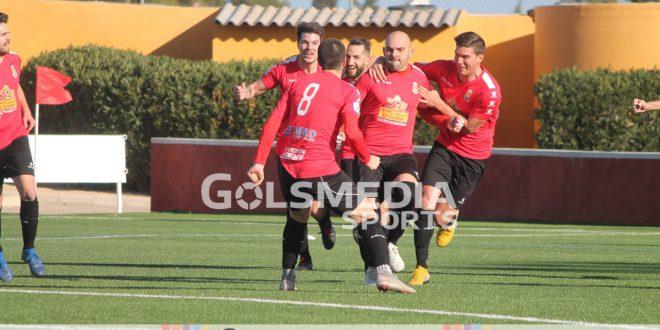 Gol Jove Español tercera division