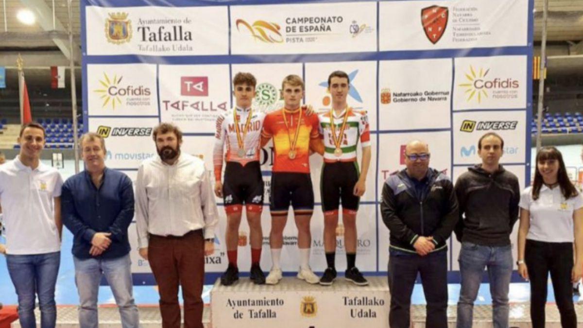 Iker Bonillo Campeonato España 2019