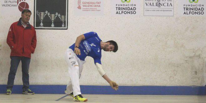 Jesús Saiz campió sub-23 escala i corda tecnificació