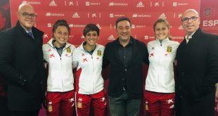 Jugadoras valencianas al Mundial Fútbol Femenino 2019