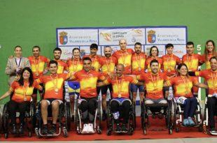 Nacional Ciclismo Adaptado Carretera 2019