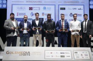 Premios Golsmedia Sports 2018 Chuckweze