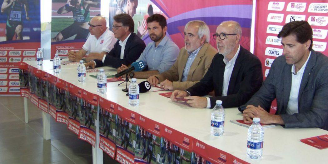 Presentación Copa Europa Clubs 2019 Castellón