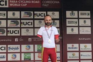 Ricardo Ten campeón Copa Mundo Corridonia