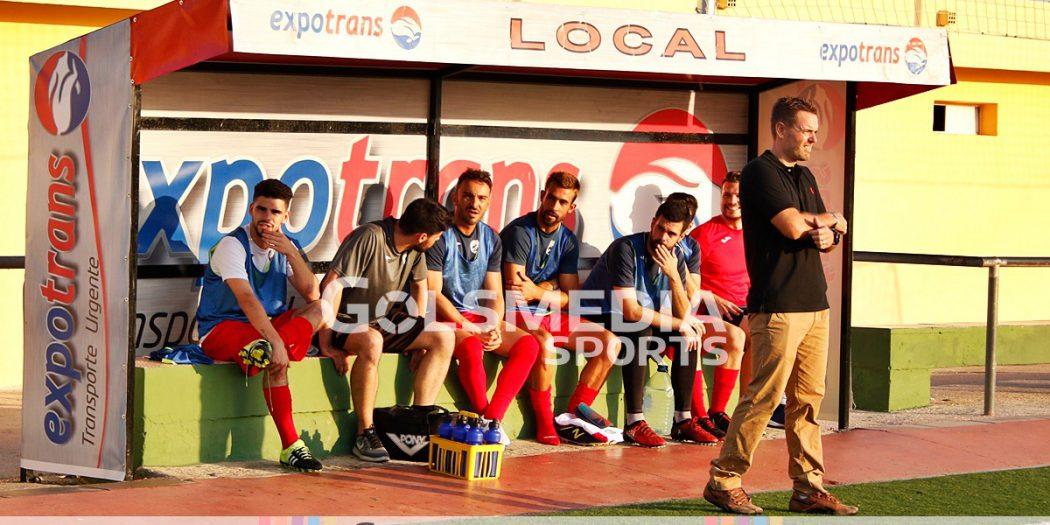 Ricardo Venancio entrenador Discobolo La Torre