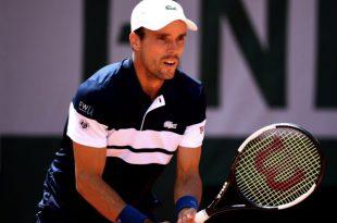 Roberto Bautista Roland Garros 2019