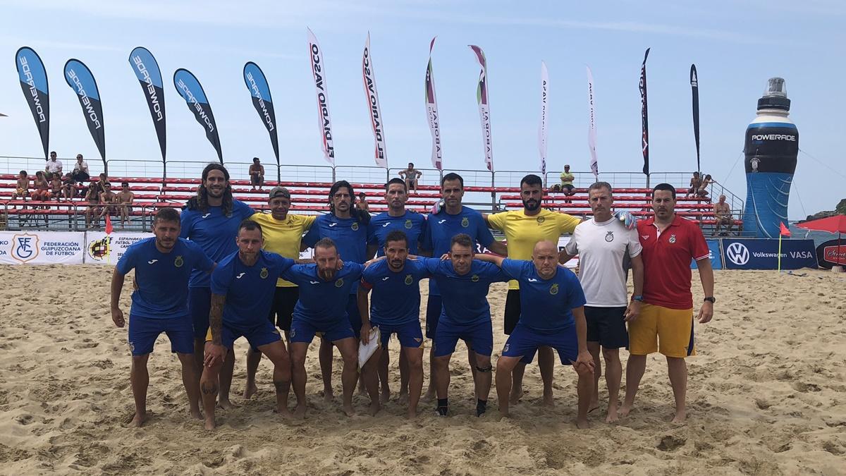 Seleccion Valenciana Futbol Playa
