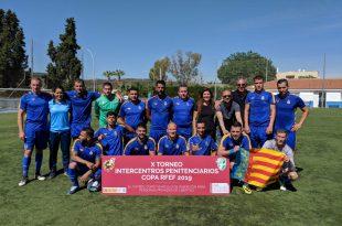 Torneo Intercentros penitenciarios Comunitat Valenciana