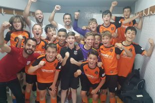 Torrent CF Alevin Copa Federacion 2