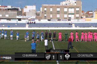 Vídeo Burrana-Castellon B