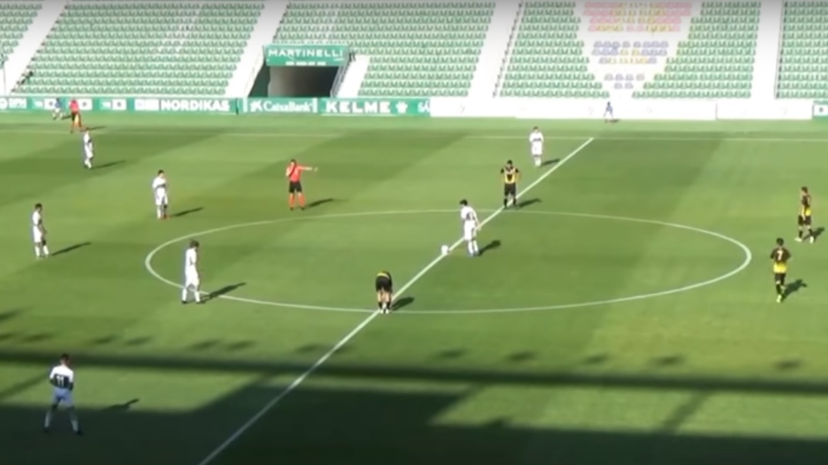 Vídeo Final Copa FFCV Elche-Roda