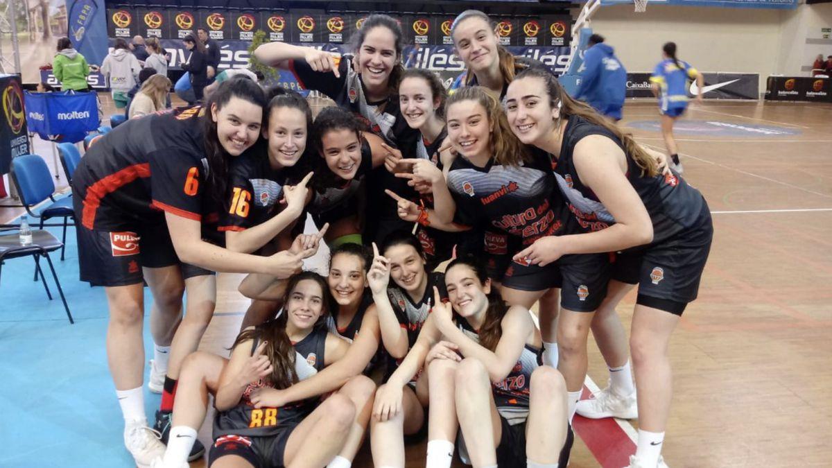 Valencia Basket Femenino Júnior