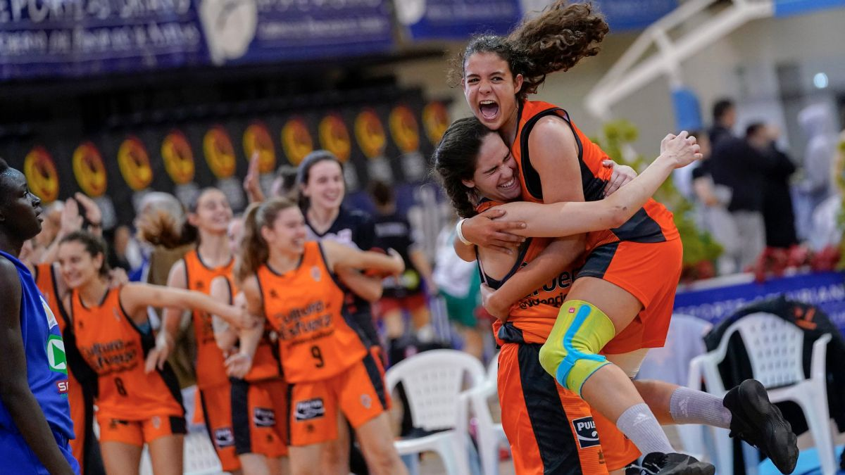 Valencia Basket Nacional Júnior Femenino 2019