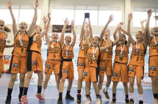 Valencia Basket campeón Alevín Femenino IR Autonómico