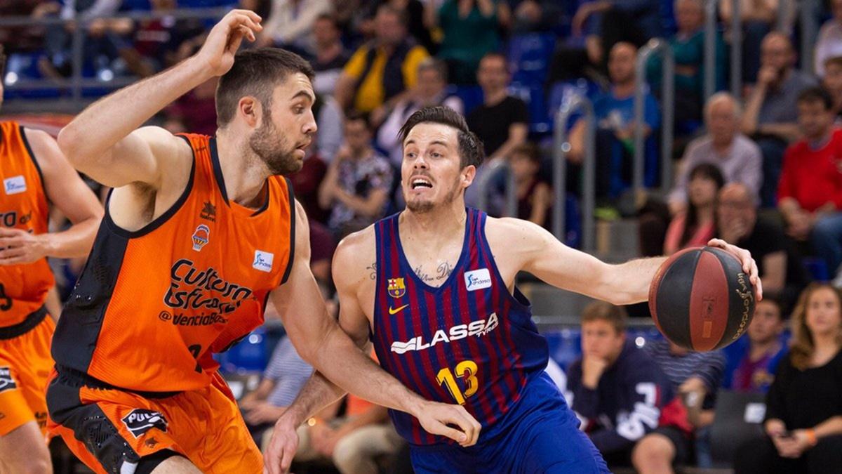 barcelona lassa valencia basket