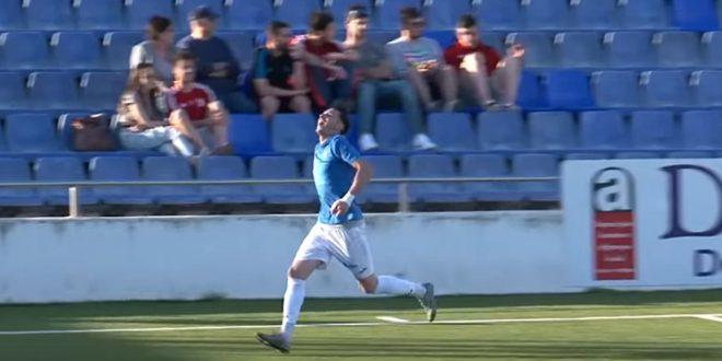 gol burriana castellon b mayo 2019