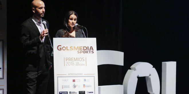 presentación gala premios golsmedia sports 2018