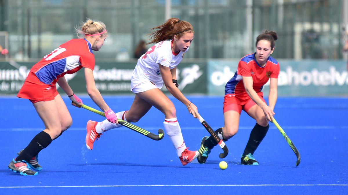 selección española femenina hockey