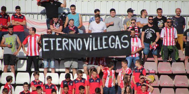 Pancarta Ximo Villegas