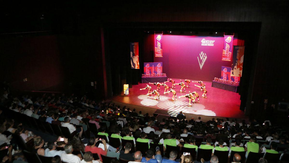 Actuación Gala FBCV 18-19 Xàtiva