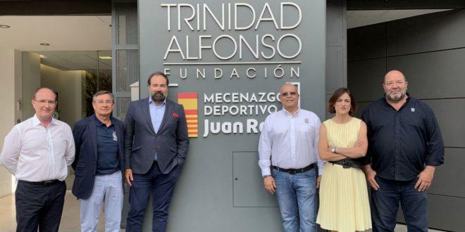 Acuerdo Fundación Trinidad Alfonso y Rugby