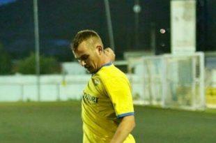 Albert Valero Fortea nuevo jugador del CD Buñol