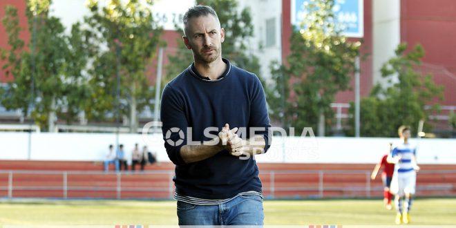 Alberto Montes Grimaldo UD Quart de Poblet entrenador