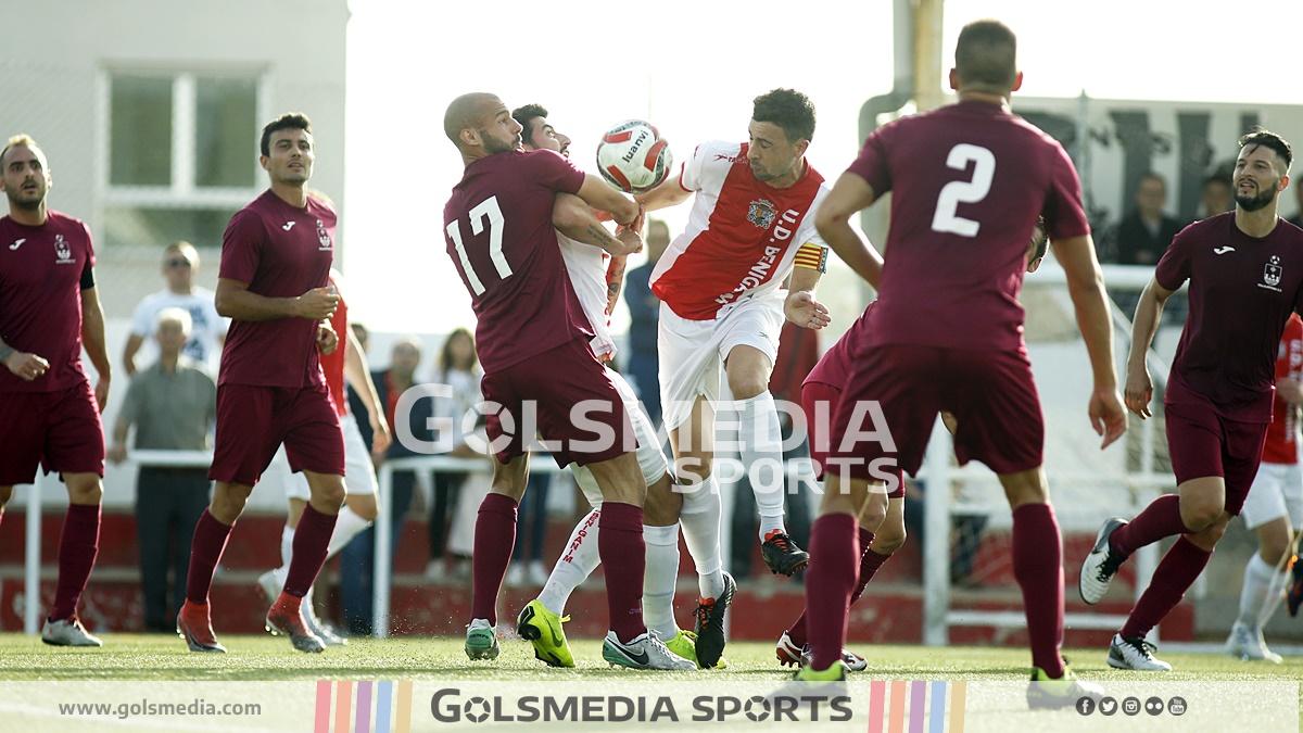 Beniganim-Villajoyosa play-off