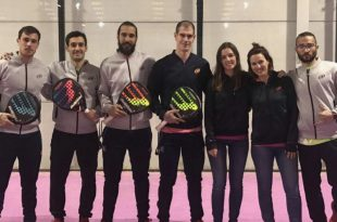 CSM Padel Sueca récord Guiness