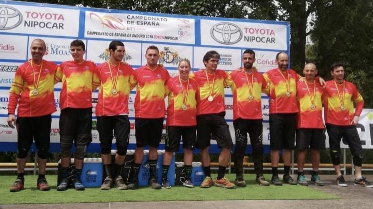 Campeonato España Enduro 2019
