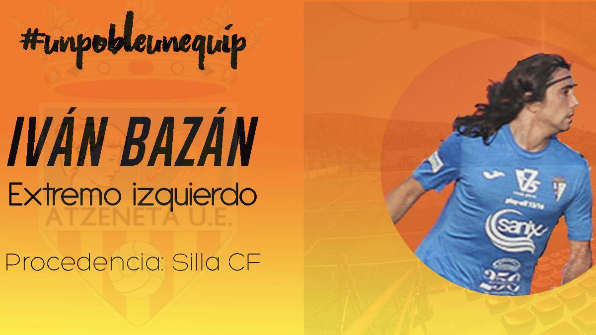 Cartel Iván Bazán