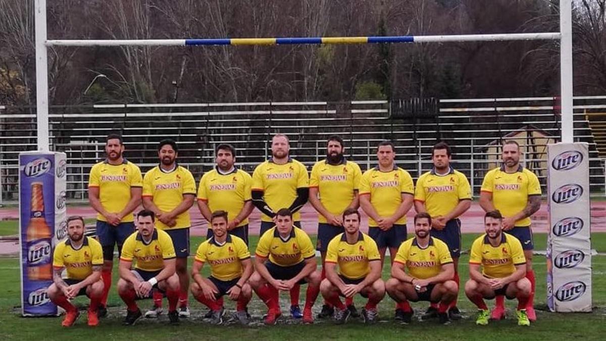 España Rugby gana a Chile